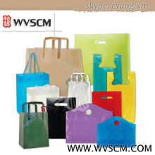 custom made oxo biodegradable shopping plastic bags