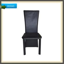 Silla de barbería pata de silla con punta de goma cojín de silla precio DC043