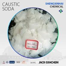 Market price of Caustic Soda 99%
