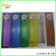Most Popular Mechanical Mod E-cig, entirely new design wooden beast box mod & arcylic beast box mod colors