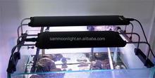 Item R100~R200 Ultra-thin blue/white led aquarium light with MCU controller