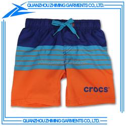 Custom Printing Quick Dry Boys Shorts Panties for Wholesale
