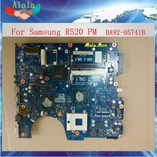 Wholesale Price Motherboard For Samsung R520 Laptop Intel Non-Integrated BA92-05741B System Board