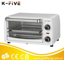 KMO09G-BB 9L outdoor commercial electric mini pizza oven
