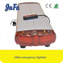 12v top brightness 240w emergency lightbar, 60 inch led lightbar