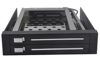 Unestech 2.5in single bay SATA/SAS aluminum enclosure with computer storage hdd box