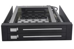 Unestech 2.5in single bay SATA/SAS aluminum enclosure with computer storage hdd box