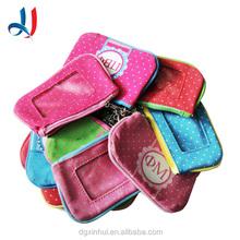 2016 Hot Designer Cheap Wholesale Canvas PVC Wallet Credit Cardholder Bag for Office, Travel Use