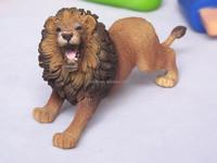 wild animal toys,plastic animal toys/Realistic lion toys