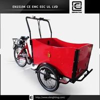 Family bike passenger CE best price BRI-C01 electric trike motorcycle