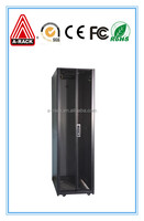 SPCC Customized 19in Ventilated network cabinet Server Rack Network Enclosure for IT Room and Data Center with CE ROHS