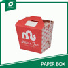 CHEAP FOOD GRADE NOODLE BOX FAST FOOD PACKAGING BOX
