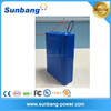 High quality rechargeable 12v 30ah lithium battery for led lights