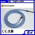 nuevo 2015 médico productos de cable de luz para endoscópica de fuente de luz