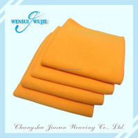 Top Quality Absorbent yellow microfiber magic clean wipe
