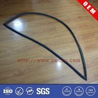 Cheap customized u channel plastic edge trim