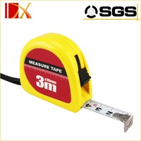 cheap and water proof height tape measure with auto matic lock