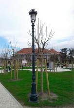 High Quality Decorative Outdoor Garden Lighting Pole For Villa