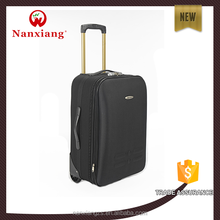 600D Hot Sale Cheap Trolley Luggage Semi-Finished Luggage