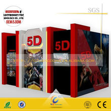 Roller coaster motion 5d theater simulator manufacturer in india/ FLIGHT motion platform max loading weight up 3000kgs
