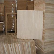 Fir finger joint wood door