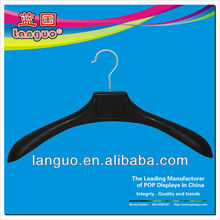 small plastic clothes hangers