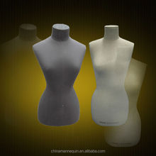 Sales Off store fixture display jewelry female bust mannequin for tailors