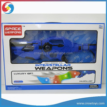 DD0601204 With Promotion Flash Sword Musical And Lighted Rotate Space Gun