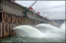 Dredging of dam reservoirs new technology