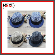Promotion cheap Custom Bucket Hat/Cap Jazz Hat/Cap for men