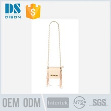 new design tassel magic botton carry bag for lady