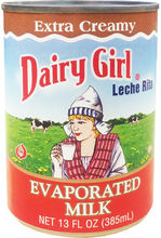 Dairy Girl Extra Creamy Evaporated Milk 13oz.