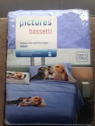 2015 Hot Selling OEM China Low Price Picture Dog/pet Printed Bedding Set