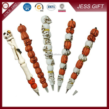 Chinese pen factory provide Halloween gift pen Resin gift pen