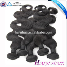Full cuticle 2015 New Arrival Aliexpress Hot sale natural color human hair 27 piece hair weave