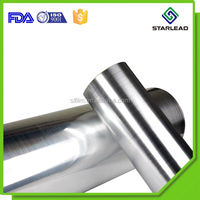 Good quality favorable offer multi-layer co-extruded Metal Coated BOPP Film from Wenzhou