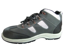 SLS-2013H Nubuck leather action Safety shoes products