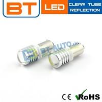 2015 Hot Selling 1.5W 12V T10 BA9S Car LED Lamp Round Led Tail Lights