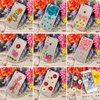 Real pressed pink flowers TUP soft case for iphone 6, for iphone 6 plus, DIY handcraft phone cover for Samsung
