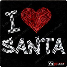 High quality dear santa motif for t-shirt