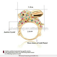 Top Design 18k Gold Plated hog ring gun