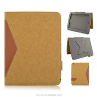 High Quality Flip Leather Case For Apple iPad 2 3 4 with Elastic Belt From China Tablet Cover Case Manufacturer