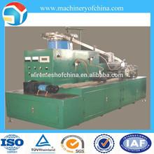 Hebei fabricante automático prego de madeira que faz a máquina enrolada parafuso prego que faz a máquina