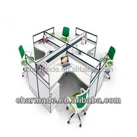 M2 style office partition