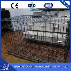 Welded Wire Mesh Large Dog Cage For Sale Cheap