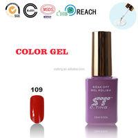 The 2015 wholesale uv nail polish with LED lamp for nail polish