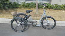 Electric Cargo Tricycle for Adults