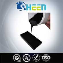 Flame-Retardant Thermal Conductivity Double-Component Silicone Pouring Sealants