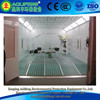 China Economic Water Based Paint Spray Booth