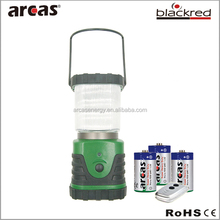 camping light battery powered light lantern led powerful